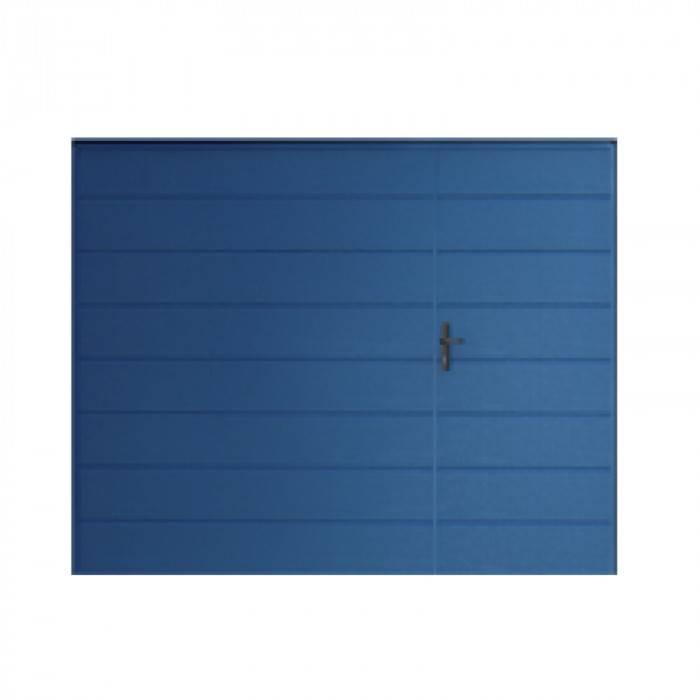 Porte de garage basculante Alu Design