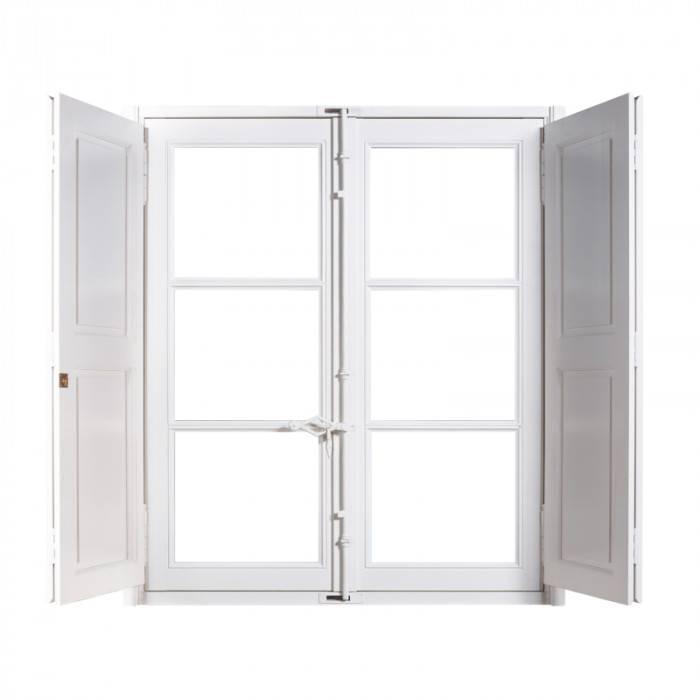 Porte fenêtre Bois Thareaut Prestige