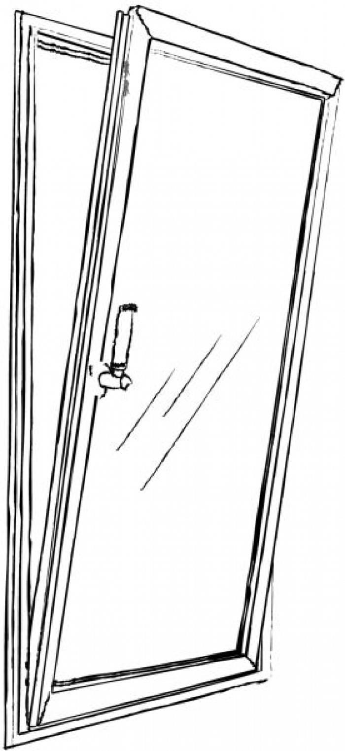 Fenêtre ouverture oscillo-battant