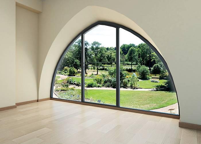 Fenêtre Alu Et Pvc De Formes Spéciales Oeil De Boeuf Fenêtre Et