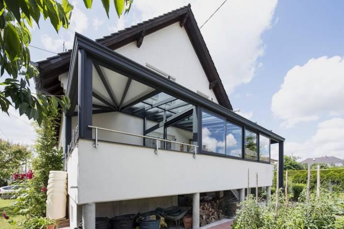 duo veranda pergola tryba