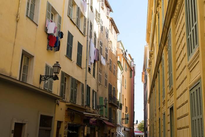 Vieux Nice - Crédit A Liban