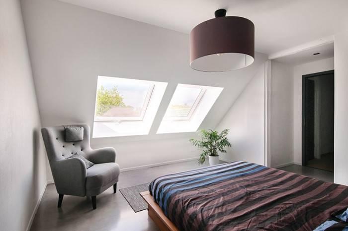 Fenetre de toit FT84 blanc