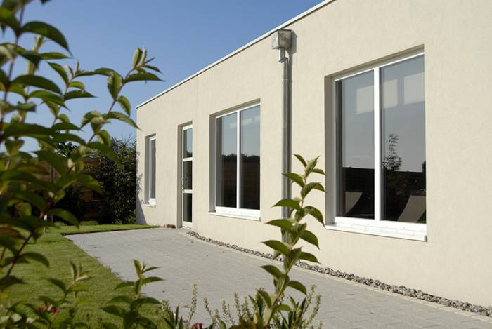 Fenetre Residence ambiance exterieur