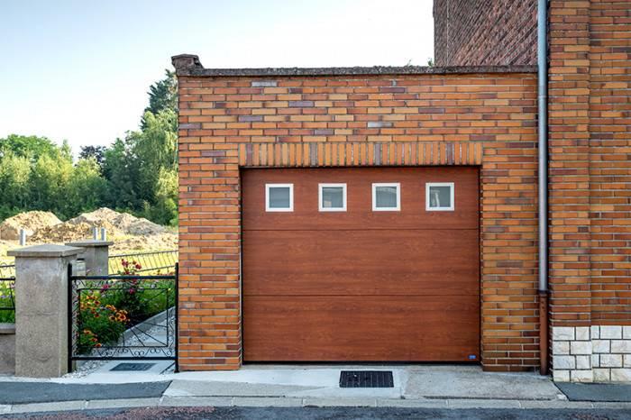 Porte de garage PGS AD
