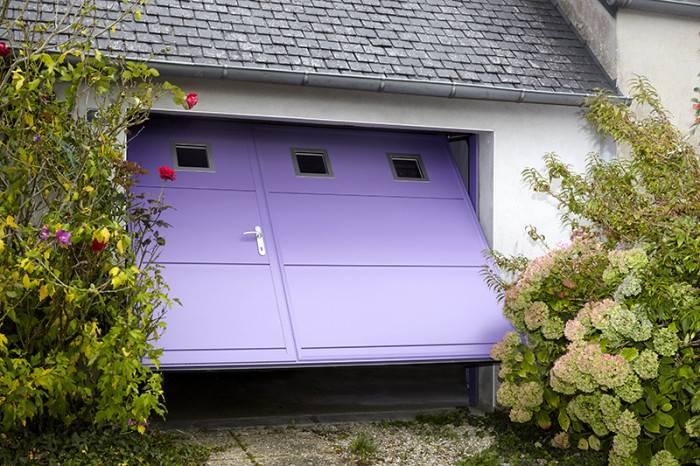 Porte de garage PGB ALU DESIGN