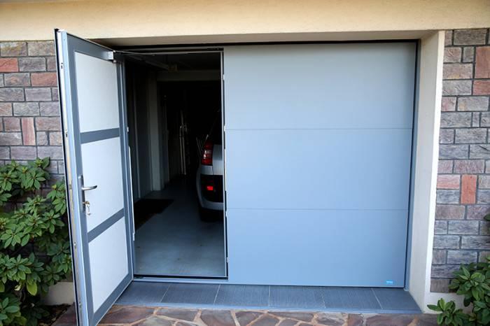 Porte de garage PGB Evolution