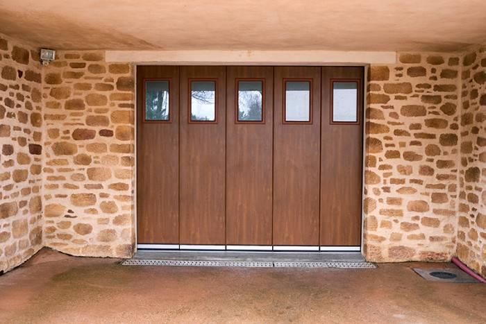 Porte de garage PGSL Evolution