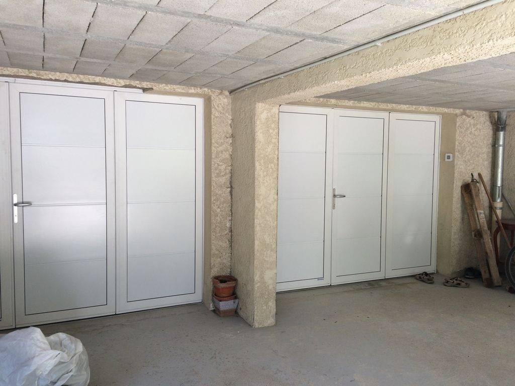 porte de garage battants la motte d 39 aveillans 38 tryba. Black Bedroom Furniture Sets. Home Design Ideas