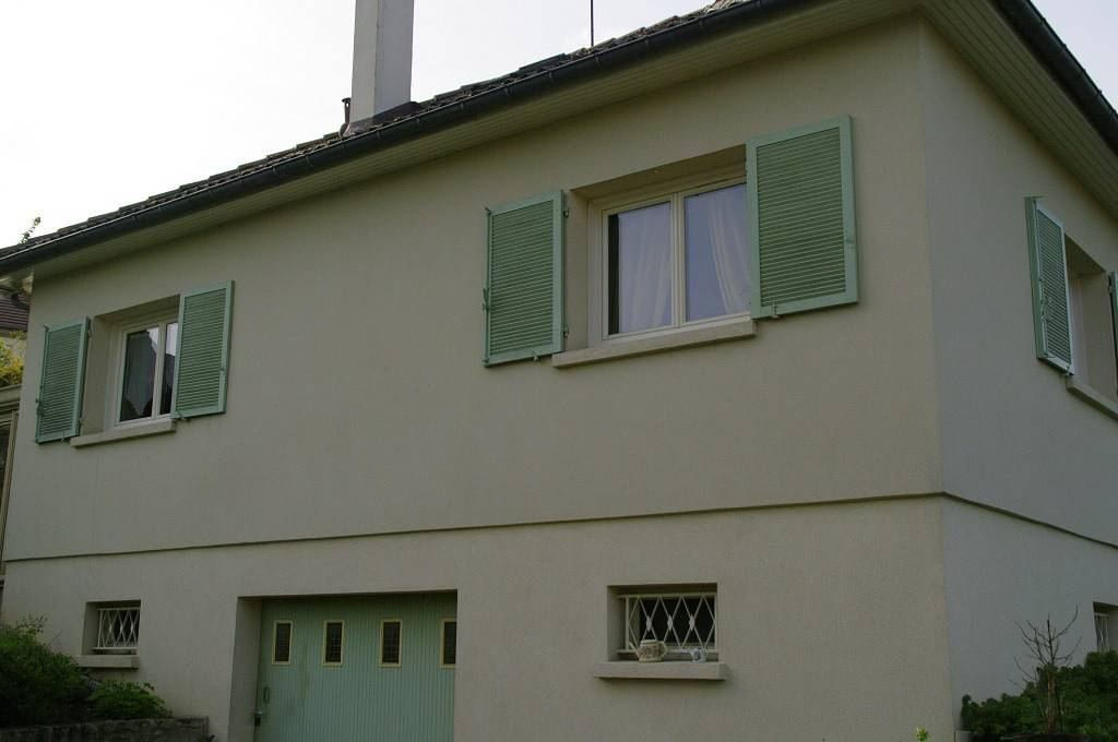 Remplacement De Fenêtres Nouvelle Menuiserie Pvc Beige à Gaillon