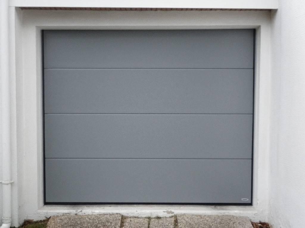 Tryba val d 39 oise porte de garage sectionnelle basculante for Tryba porte de garage prix