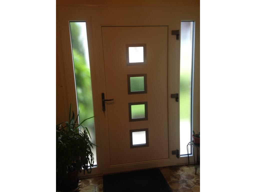 Porte d 39 entr e nancy pulnoy tryba espace fen tres ludres - Tryba porte d entree aluminium ...