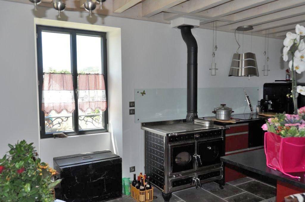 remplacement de baie vitr e et fen tres alu ral 7016. Black Bedroom Furniture Sets. Home Design Ideas