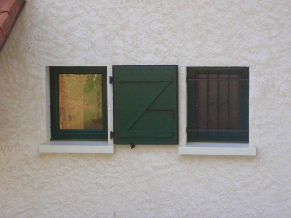 Fenêtre Pvc 1 Vantail Oscillo Battant Galerie Thonon Haute Savoie