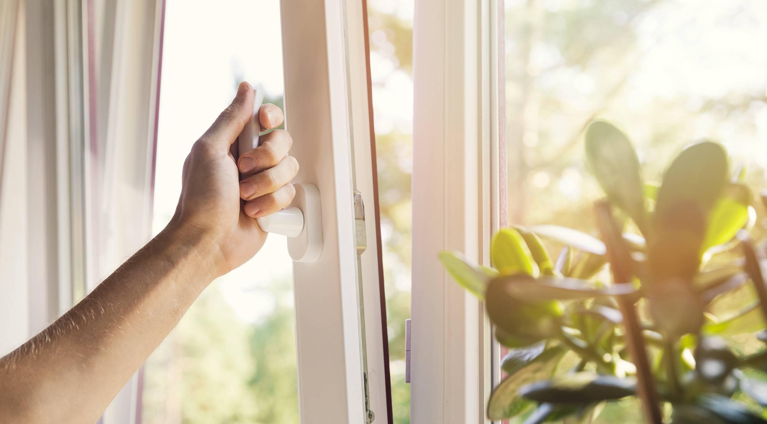 Laération De Fenêtre Avec Notre Gamme De Qualité