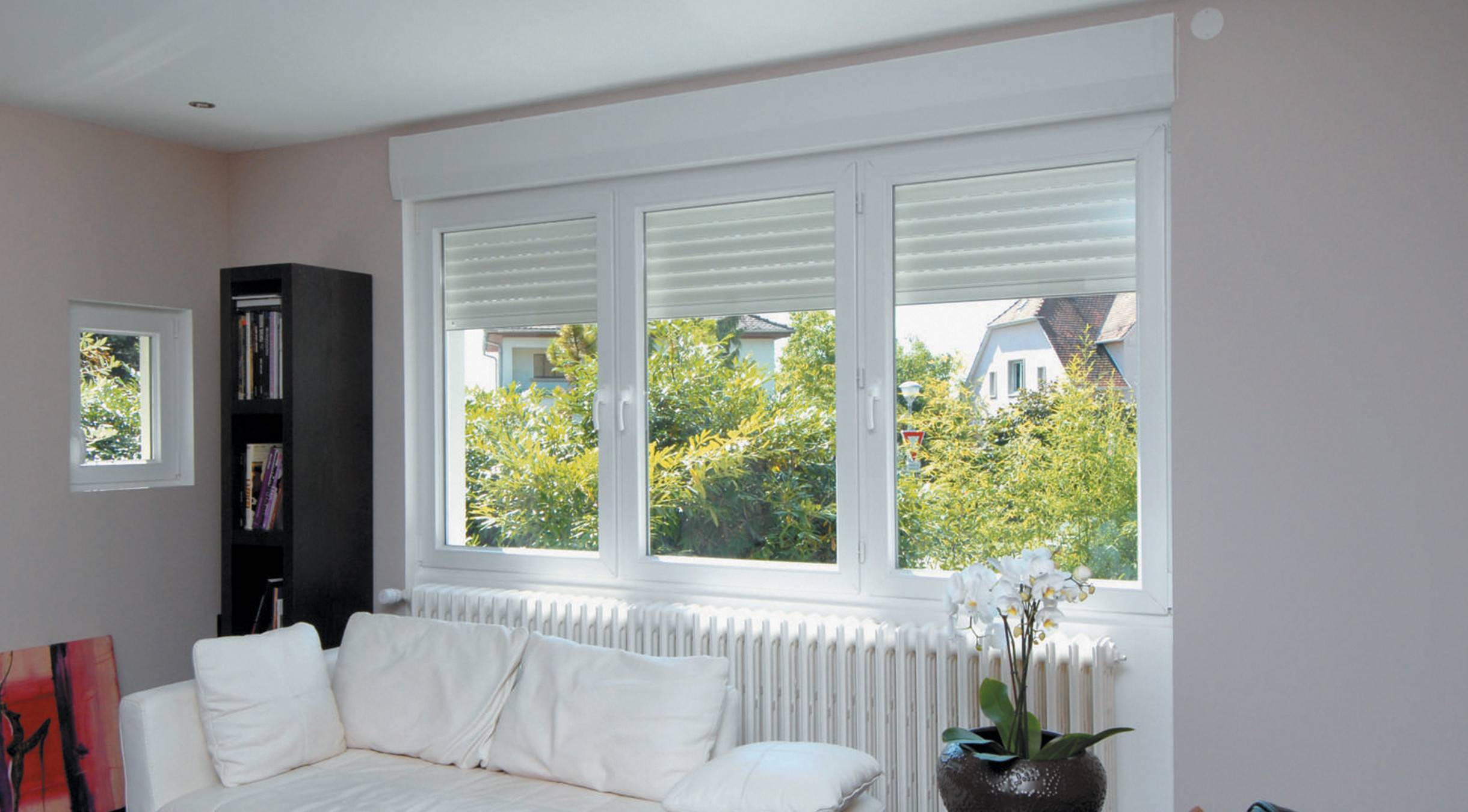 volets roulants tryba volets pvc aluminium. Black Bedroom Furniture Sets. Home Design Ideas