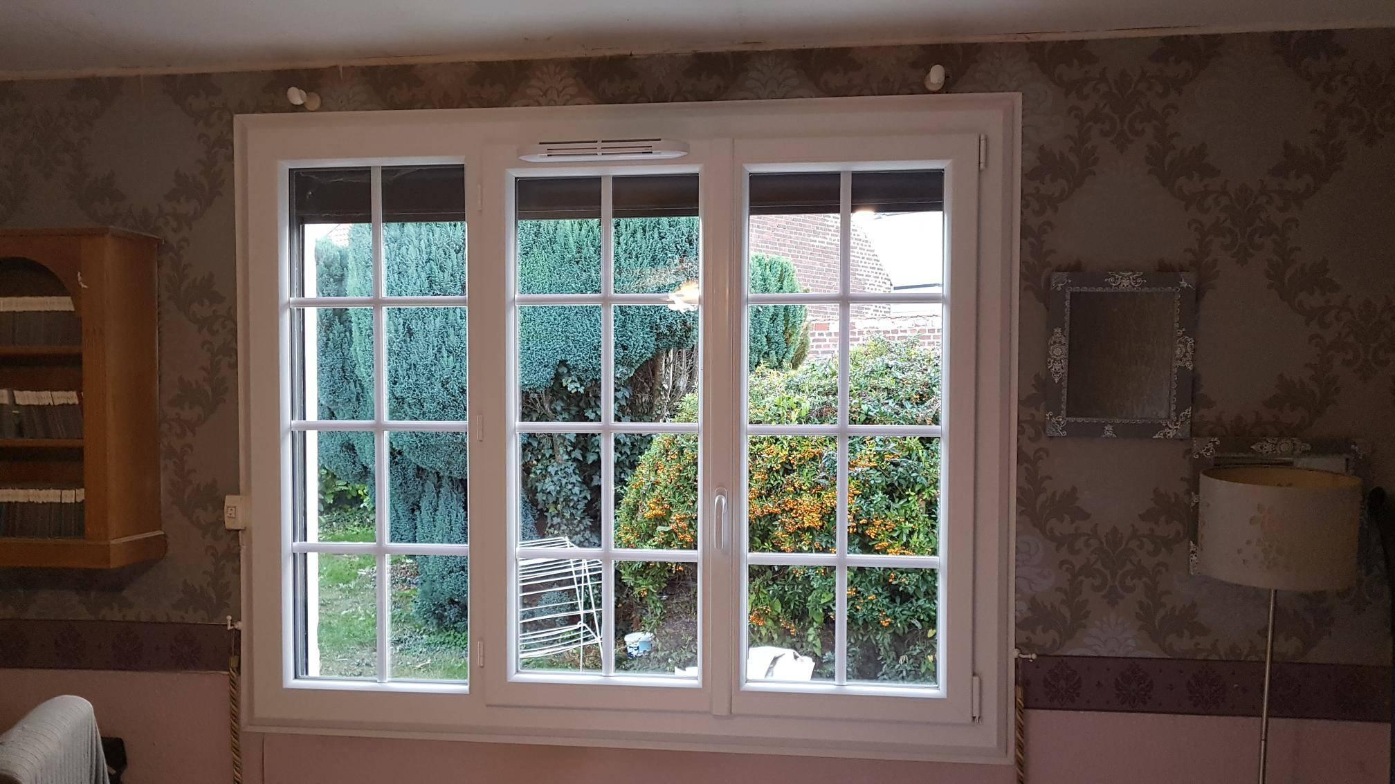 Fenêtres Et Porte Fenêtres T84 Tryba