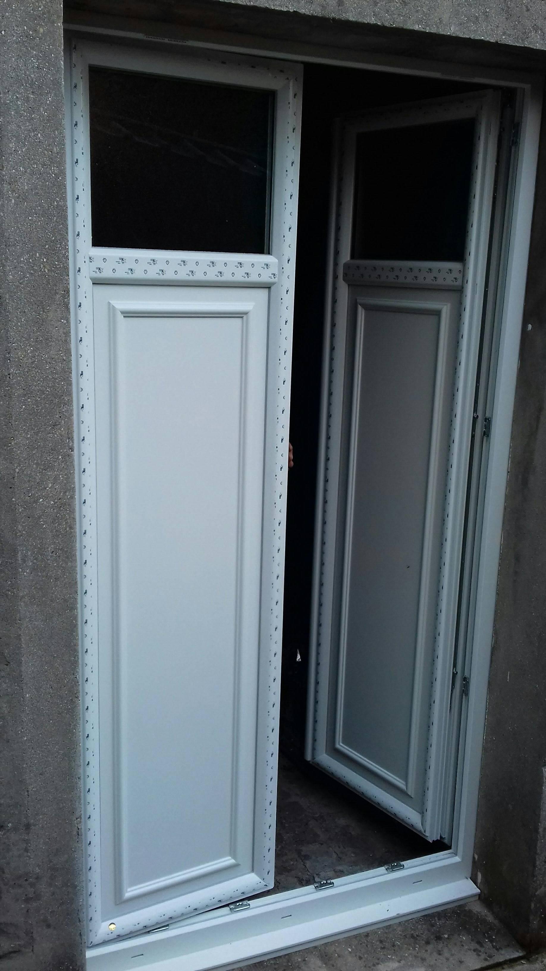 Menuiserie Lagny Sur Marne pose de fenêtres blanches en pvc - tryba