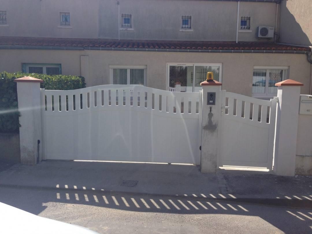 Photos De Portail De Maison Et Clotures Par System B Tryba Aude