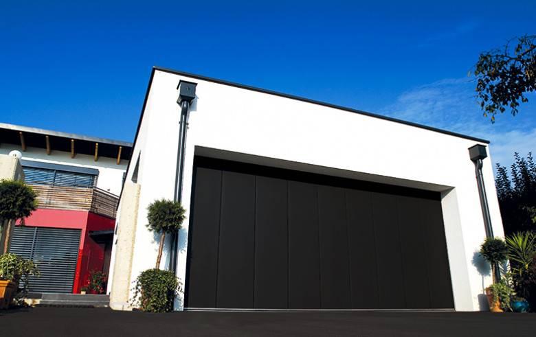 Porte De Garage Avec Portillon Isolante Devis Prix