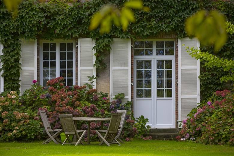 Porte fenêtre PVC T70 exterieur