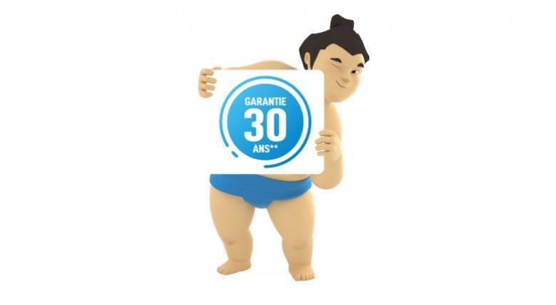 Garantie 30 ans - Sumo
