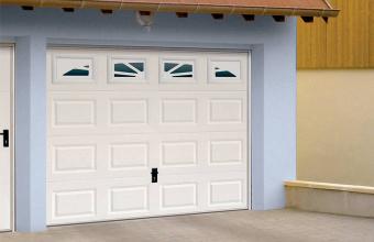 Porte de garage - Nos réalisations