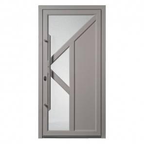 Porte d'entrée PVC Epicea