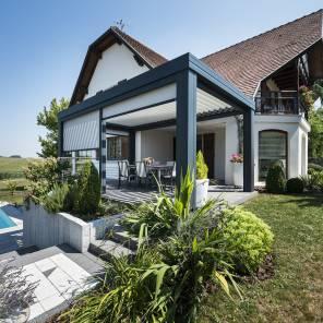pergola et veranda