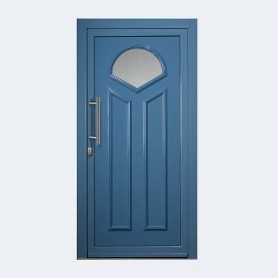 Porte entree Tramontane chinchilla